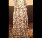 ⚠️ Платье леопардовое