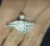 Новое кольцо 925