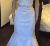 Свадебное платье+ много подарков