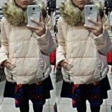 Теплая синтепоновая куртка