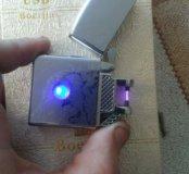 Импульсная Zippo электродуговая