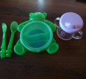 Посуда для кормления ребёнка