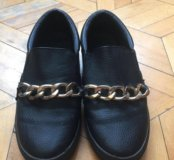 Обувь женская слипы