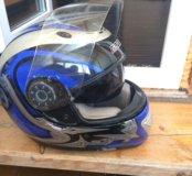 Шлем Racer (мотошлем)