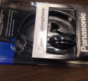 Наушники с микрофоном Panasonic