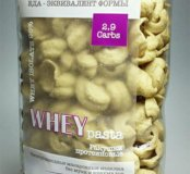 Макароны из сывороточного протеина, 95% whey prote