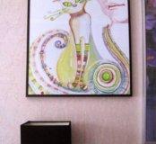 Постер, репродукция картины, фотобумага