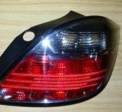 Opel Astra H задний фонарь.