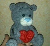 Медведи Тэдди к дню Валентина!!!