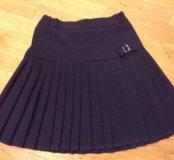 ФОРМА Темно-синяя юбка Duwali 128-134 см