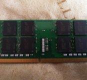 Kingston DDR4-8Gb оперативная память для ноутбука