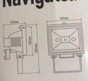 Прожектор галогенный Navigator 500 Вт