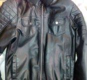 Куртка кожзам Acoola 146-152