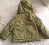 Куртка( весна)