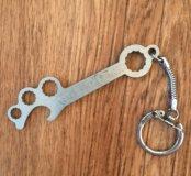 Брелок, открывашка, ключ