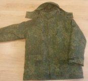 Куртка зимняя камуфляжная бушлат