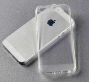 Прозрачный чехол для iPhone 5/5s