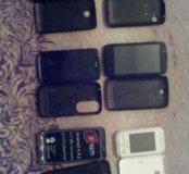 Продаю ремонт или запчасти телефоны