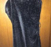 Вечернее платье. С биркой.