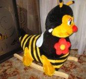 Качалка пчёлка