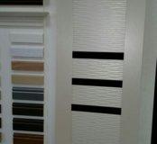 Двери двухцветные двухсторонние