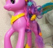 Говорящая пони My Little Pony принцеса пони