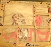 Подарочный набор для новорожденной девочки