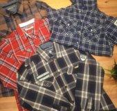 Рубашки 12лет
