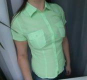 Блузка-рубашка оджи