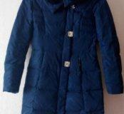 Пуховик, пальто, зима