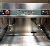 Газовая кофемашина для мобильной кофейни
