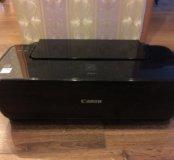 Цветной принтер Canon Ip1800
