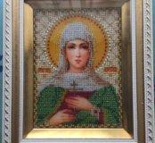 Икона Св. Наталии