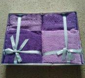 Полотенца в подарочной упаковке, 2 шт.
