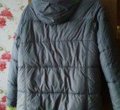 Куртка мужская теплая, размер 50.