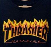 Футболка мужская Thrasher  (не оригинал) новая