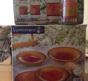 Набор посуды Luminarc Pareo Corail
