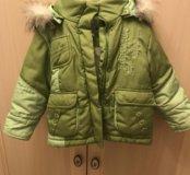 Куртка на мальчика или девочку