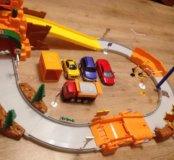 Железная дорога/ автомобильная дорога