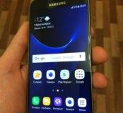 Samsung S7 на гарантии