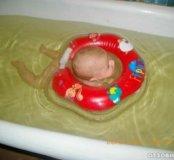 Круг для купания младенцев