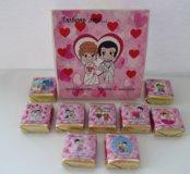 Коробочки с конфетами