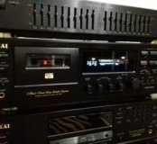 Дека кассетная Akai GX-69