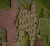 Кофточки на малышей