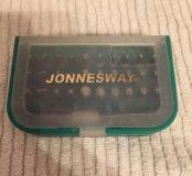 Комплект бит Jonnesway DBT31B