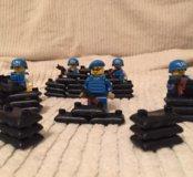 Lego ландшафт