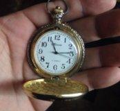 Карманные часы фирмы Марина.