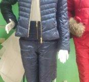 Теплые костюмы