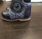 Детские ботинки Котофей, 18