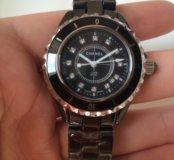 Новые часы Chanel J12